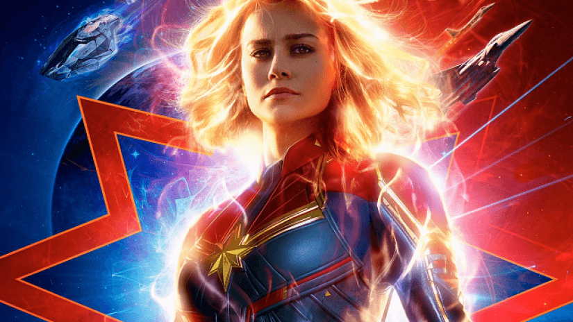 Captain Marvel is a boomer and a woman